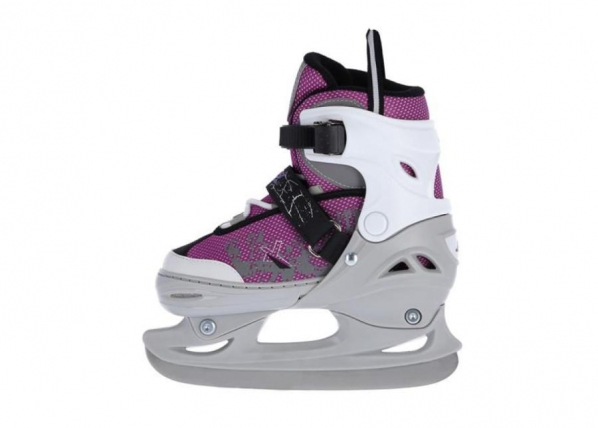 Lasten säädettävät jääkiekkoluistimet Nils Extreme lilla 39-42 NH11603
