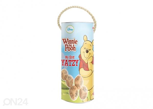 Seurapeli Winnie Puhh Yatzy Tactic