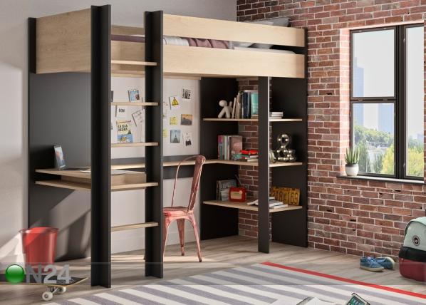 Monitoimisänky Duplex 90x200 cm