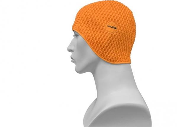 Aikuisten uimalakki Aqua-speed Bombastic oranssi