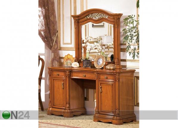 Kampauspöytä ja peili Nizza