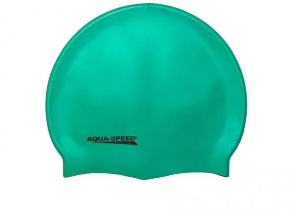 Aikuisten uimalakki Aqua-Speed Silikoni Mega 9
