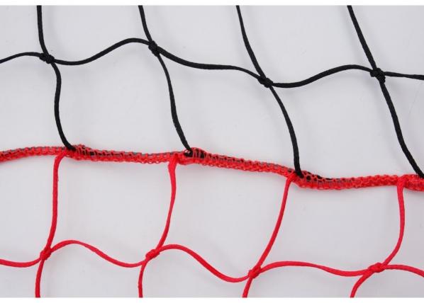 Jalkapallomaalin verkot 2 kpl PE 5,0 x 2,0 m (0,8 / 1,5 m)