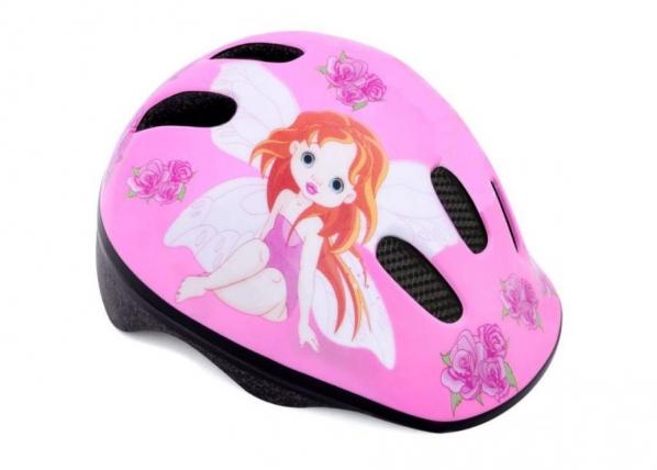 Lasten pyöräilykypärä Spokey Roses Fairy JR