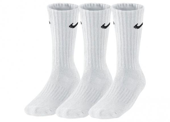 Aikuisten sukat Nike Value Cotton 3 SX4508-101 3 paria