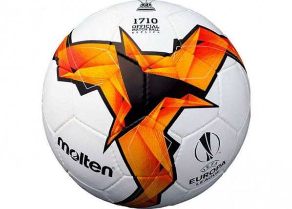 Jalkapallo Molten Replika UEFA Europa League F5U1710-K19