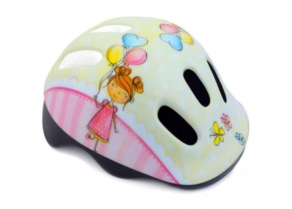 Lasten pyöräilykypärä Spokey Balloon JR