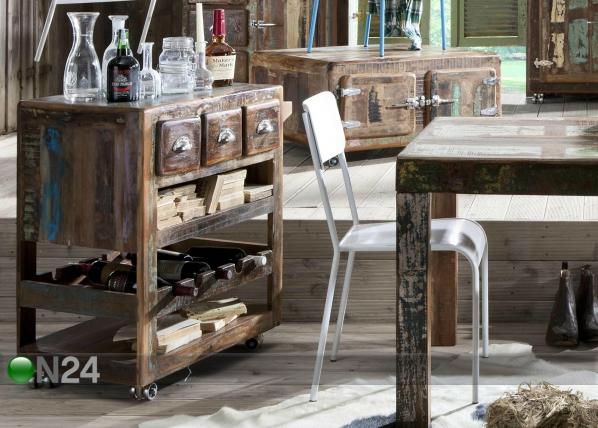 Apupöytä Fridge