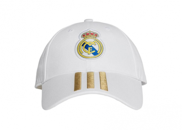 Aikuisten lippalakki Adidas Real MadridC40 Cap DY7720