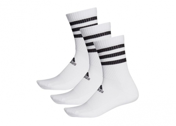 Aikuisten sukat Adidas 3S CSH Crew DZ9346 3 paria