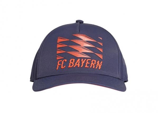 Aikuisten lippalakki Adidas FC Bayern 3S S16 CW DY7677