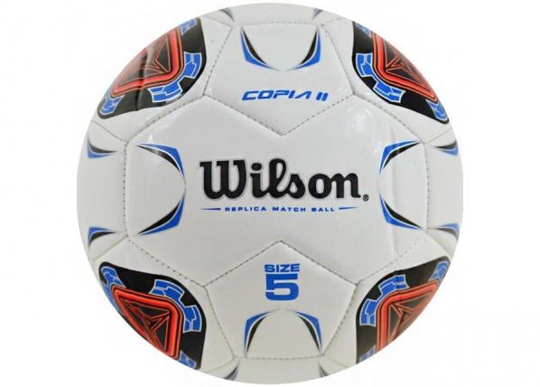 Jalkapallo Wilson Copia II Whiblu SZ5