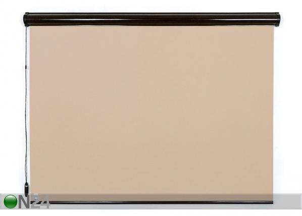 Täyspimentävä kasettirullaverho 100-120x150 cm