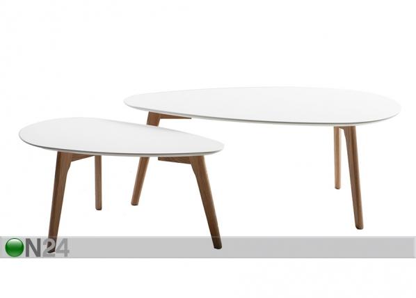 Apupöytä Helena 2 kpl