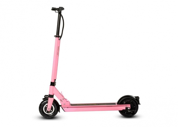 Sähköpotkulauta Joyor F3 roosa