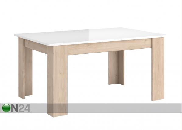 Jatkettava ruokapöytä On Air 138-173x86 cm