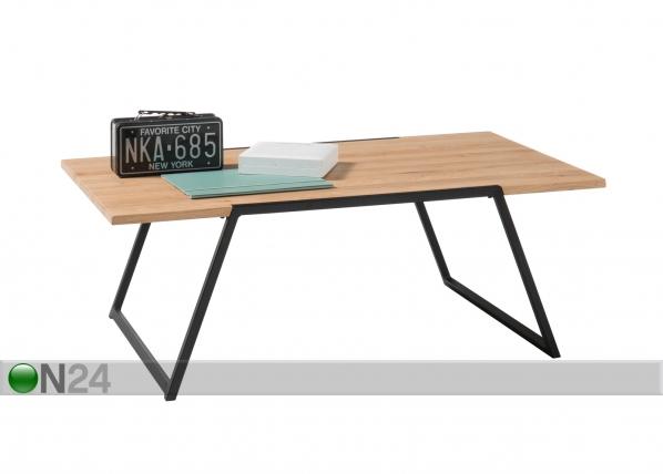 Sohvapöytä Eliano 110x60 cm