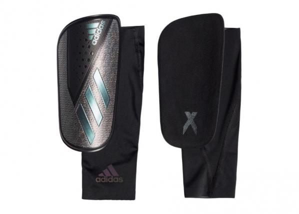 Aikuisten jalkapallo säärisuojat Adidas X FOIL M DX7747