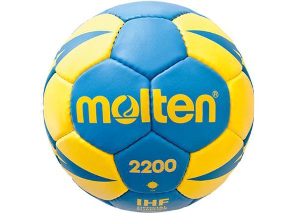 Käsipallo Molten H2X2200-By