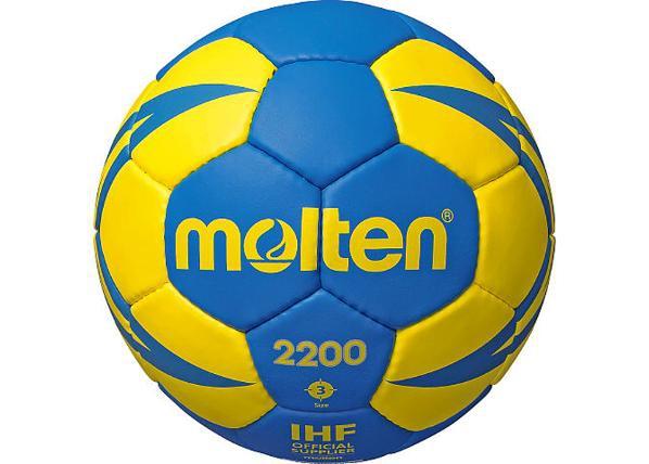 Käsipallo Molten H3X2200-By