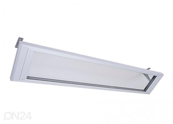 Infrapuna lämpöpaneeli, lasi 550 W