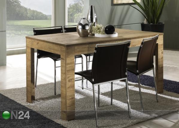 Ruokapöytä Milano 137x90 cm
