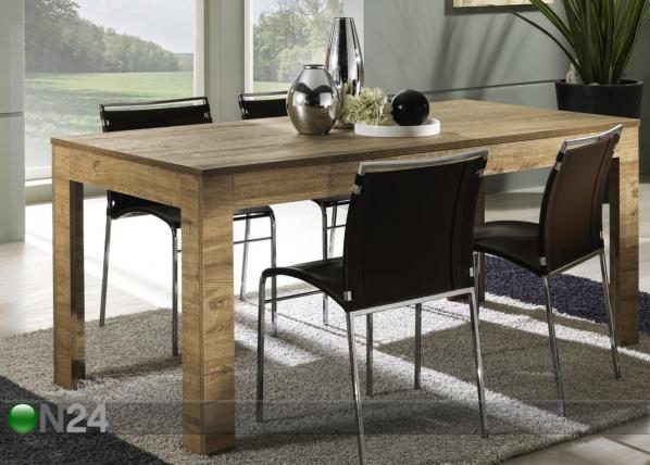 Ruokapöytä Milano 180x90 cm