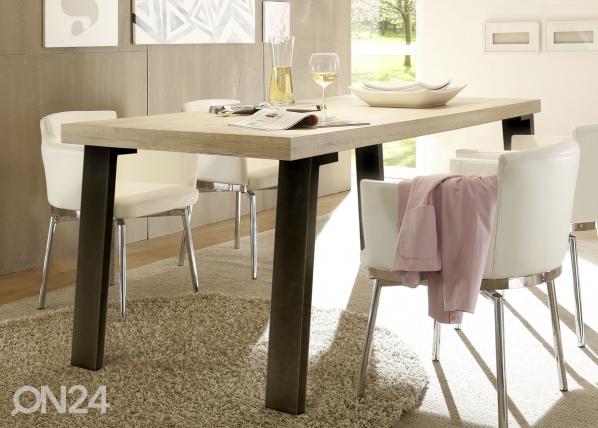 Ruokapöytä Palma 168x88 cm