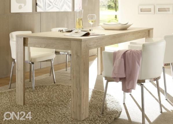 Ruokapöytä Palma 137x90 cm