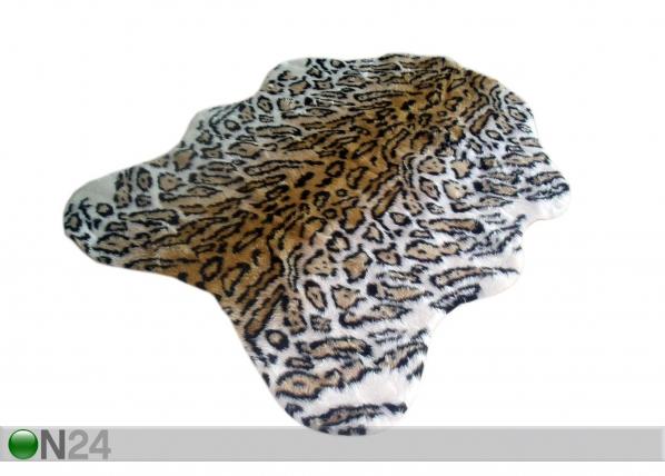 Eläinkuvioitu matto LEOPARDI 110x150 cm