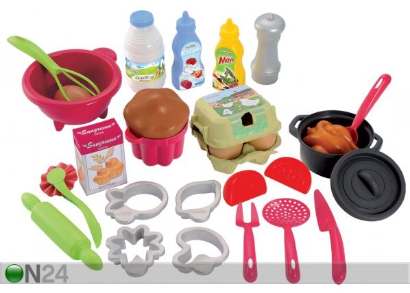 Keittiötarvikkeet ECOIFFIER PROCOOK RO 23181  ON24 Lasten