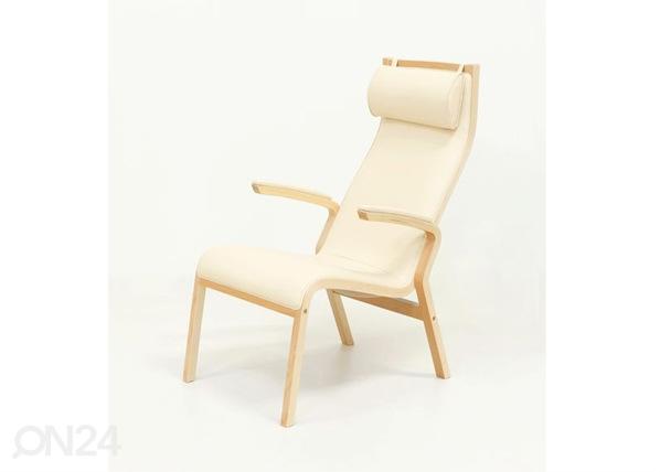 Nojatuoli, pehmustetuilla käsinojilla ZURICH
