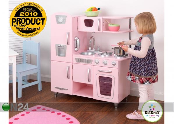 Leikkikeittiö KidKraft RETRO AU 32656  ON24 Lasten maailma