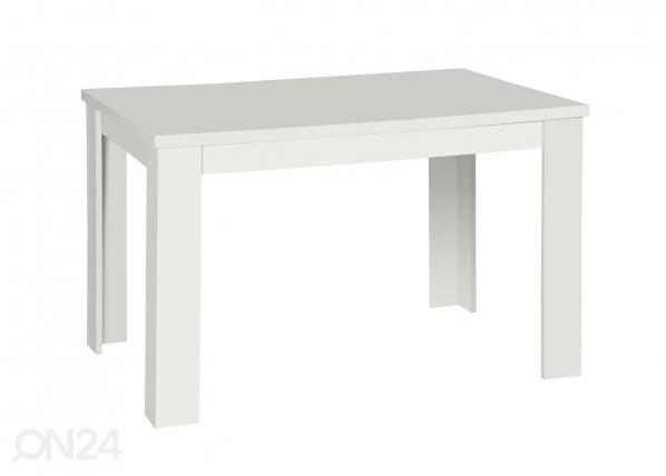 Jatkettava ruokapöytä STANDARD 80x120-153 cm