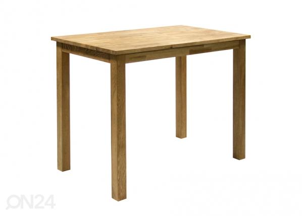 Baaripöytä tammaesta LAURA