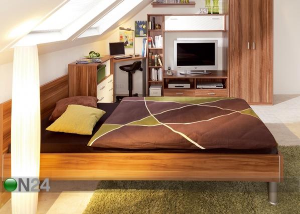 Sänky SOFT PLUS 90x200 cm