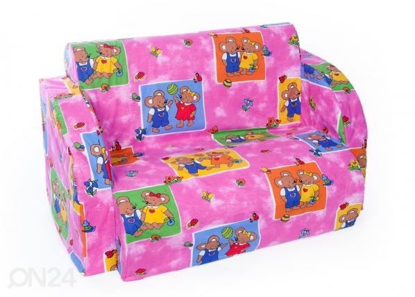 Lastenhuoneen sohva