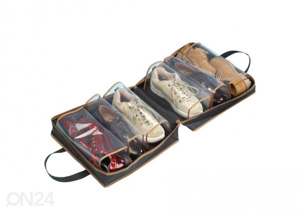 Kenkälaukku, 2 kpl