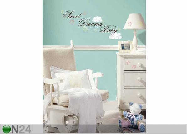 Sisustustarra SWEET DREAMS BABY