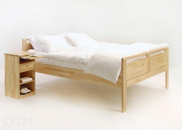 Sänky SENIORI 120×200 cm, koivu