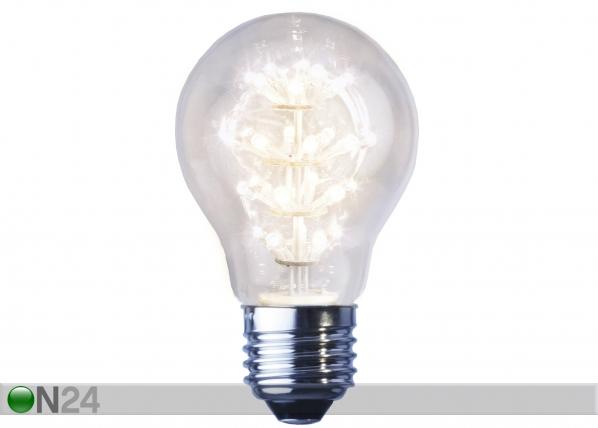 Dekoratiivinen LED-lamppu E27 1,4W