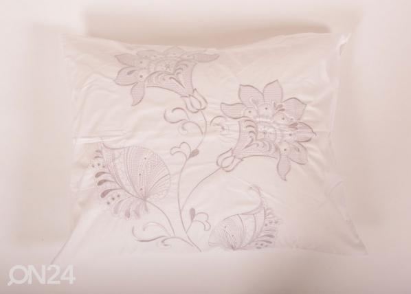 KYLIE MINOGUE tyynyliina AUDREY WHITE 50x60 cm