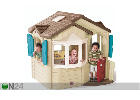 Leikkimökki KOTILEIKKI STEP2 WB 44775  ON24 Lasten maailma