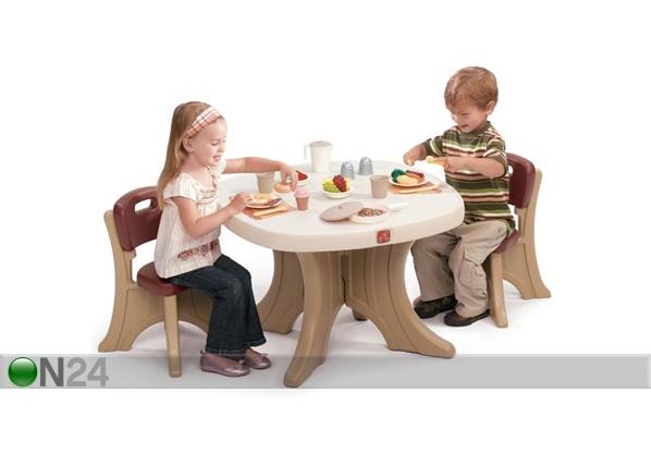 Pöytä ja tuolit STEP2