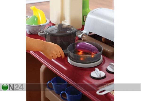 Suuri keittiö+grilli STEP2 WB 44909  ON24 Lasten maailma