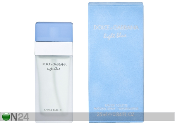 Dolce & Gabbana Light Blue EDT 25ml