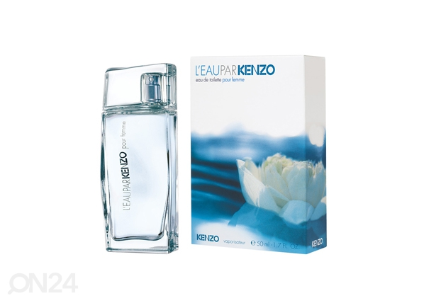 Kenzo L´eau par Kenzo pour Femme EDT 50ml
