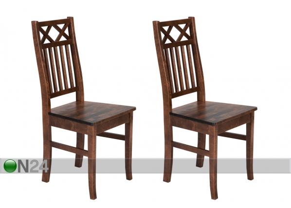 Tuolit koivu, 2 kpl