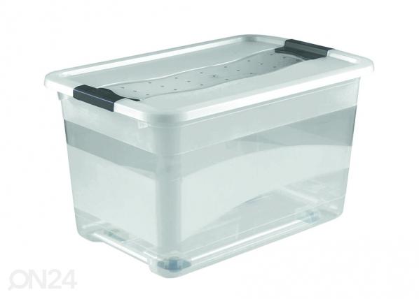 Laatikko CRYSTAL-BOX 52 l