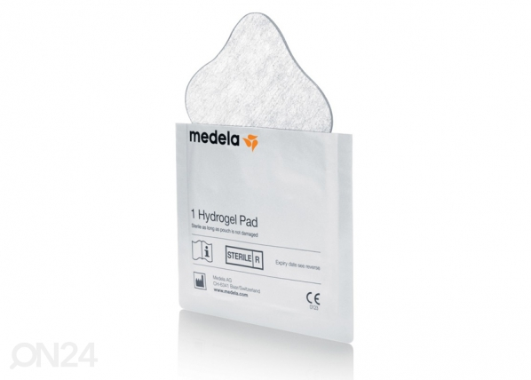 Hydrogeelityynyt MEDELA, 4 kpl